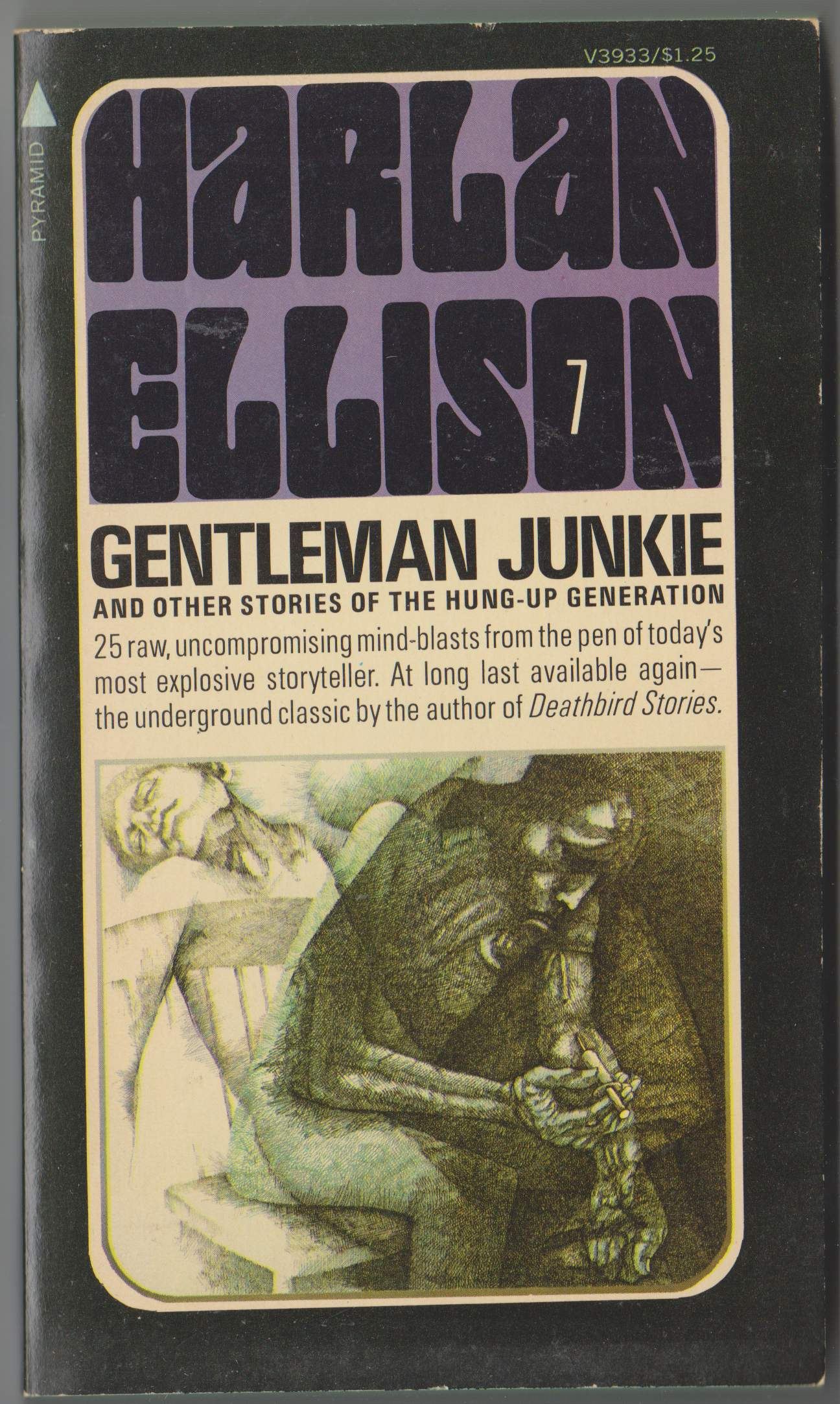 Image for Gentleman Junkie and Other Stories of the Hung-Up Generation